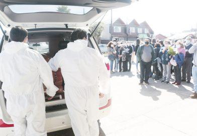 Fallece esposo de familia que sufrió ataque incendiario en Villa Las Araucarias de Carahue